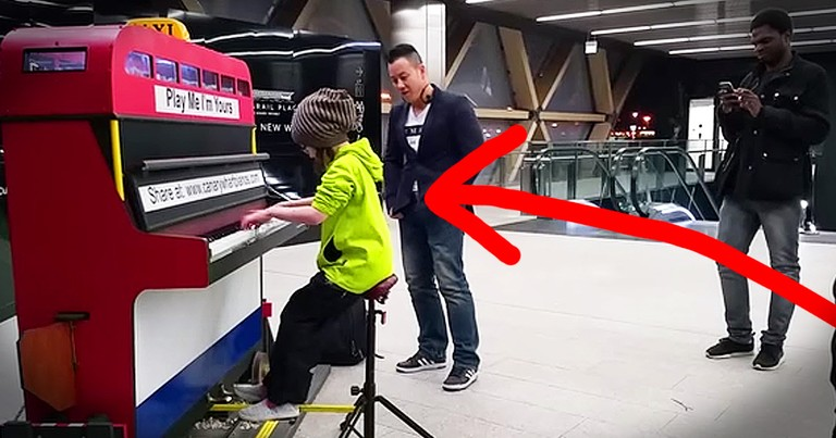 9-Year-Old Girl Is Incredible Piano Player