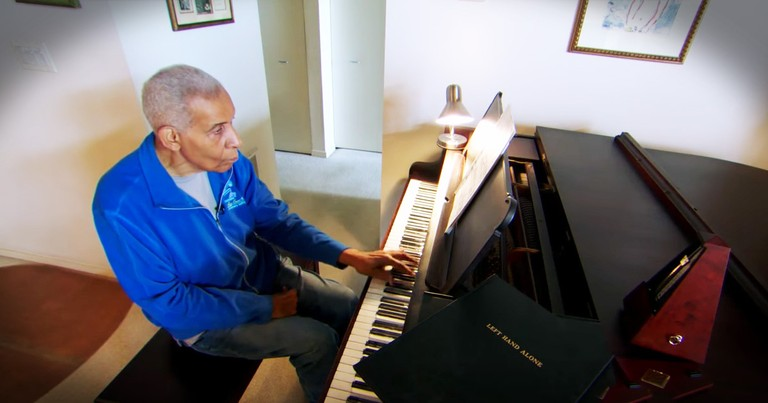 His Father Tried To Kill Him And You Need To Hear Him Play The Piano