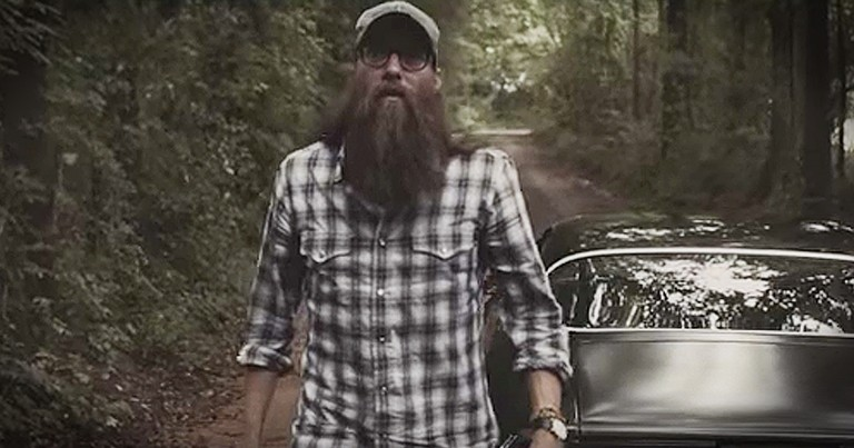 David Crowder's New Song Will Leave You Toe-Tapping