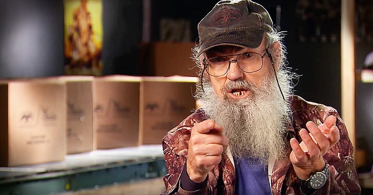 Uncle Si's Life Advice Left Me Rolling