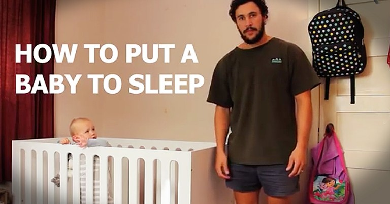 Dad's Bedtime How-To Is Too Funny