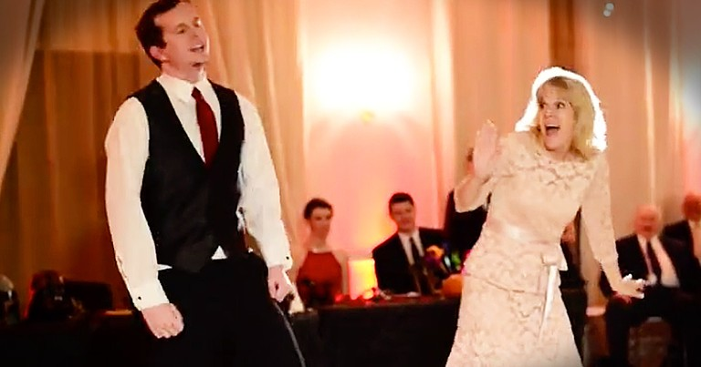 Mother Son Wedding Dance.This Mother Son Surprise Just Sent Me Over The Moon I Did Not See