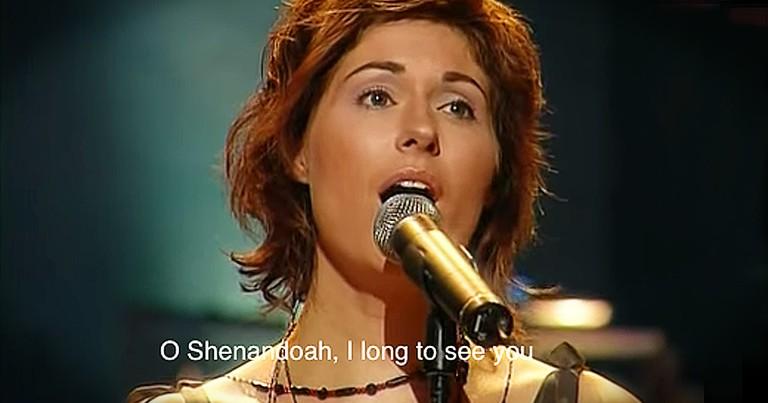 Enchanting Performance Of 'Shenandoah' Is AMAZING!