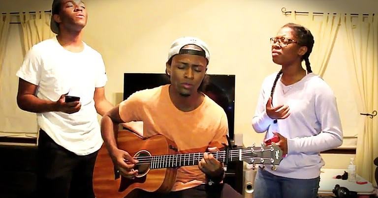 Beautiful Worship Medley Will Move Your Soul