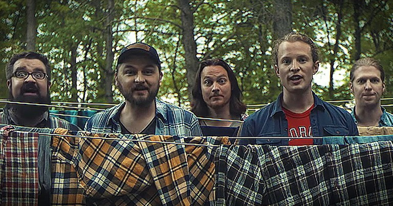 A Cappella Group Home Free Shares Funny Video For 'Thank God I'm A Country Boy' Cover