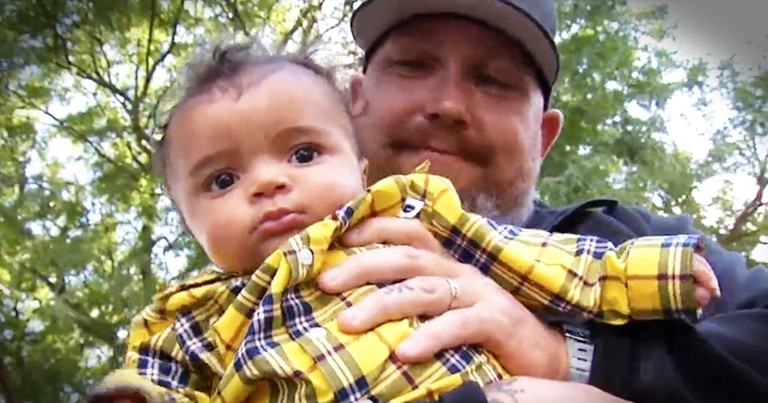 Cable Guy Saves Infant Baby Found Bloody In His Bouncy Chair