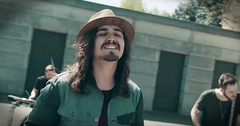 'Never Too Far Gone' Amazing New Video From Jordan Feliz