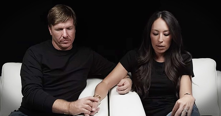 Fixer Upper Stars Chip And Joanna Gaines Share Moving Testimony