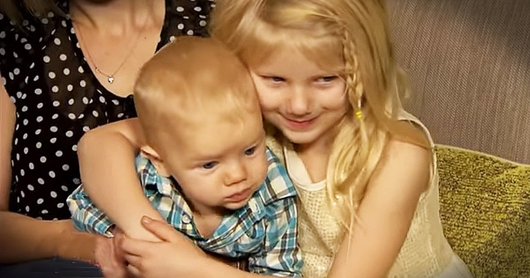5-Year-Old Saves Mother And Infant Son After Devastating Car Wreck