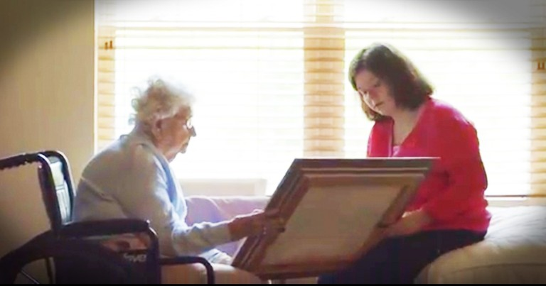 High Schooler Brings Music To A Nursing Home And Finds A Beautiful Friendship