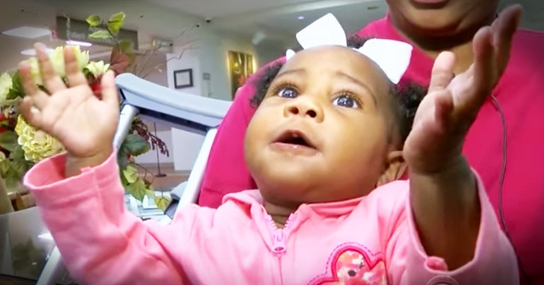 Miracle Baby Survives Being Thrown From A Car Into A Storm Drain