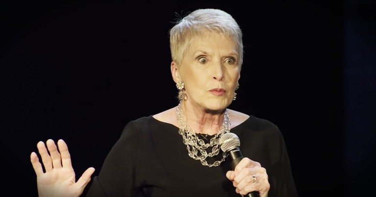Jeanne Robertson Knows That You Just Don't Mess With Teenage Hussies