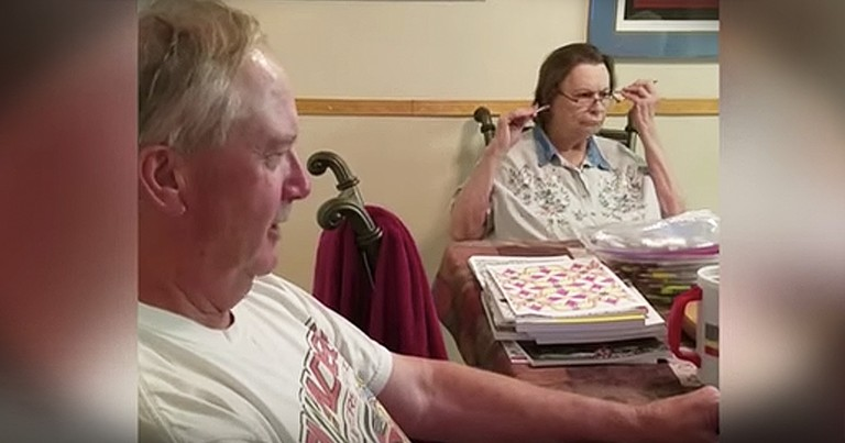 Funny Wife Married 40 Years Shares How She Makes It Through Marriage