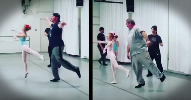 These Adorable Dads And Daughters Can Ballet Dance With The Best Of Them