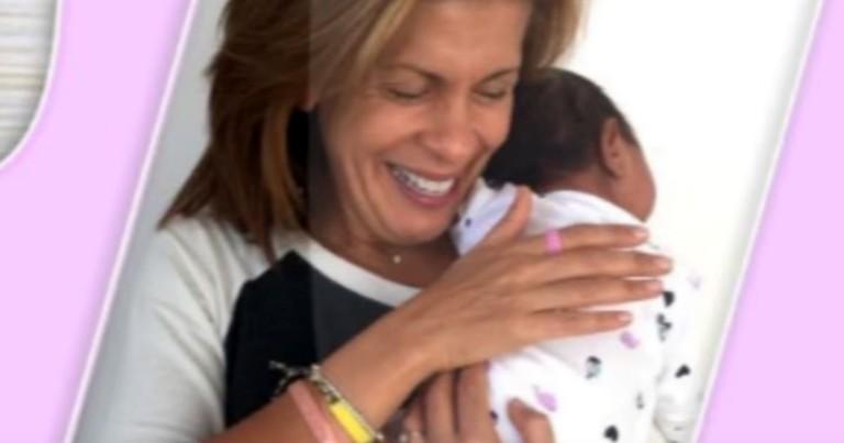 Hoda Kotb's Wonderful Announcement Of Adoption