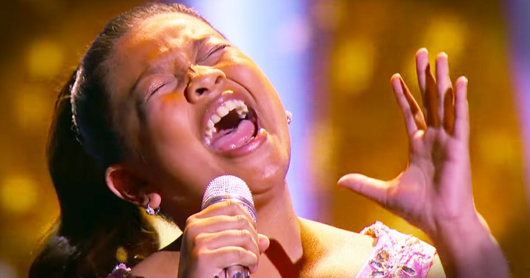 12-Year-Old Nails Her Cover Of This Almost Impossible Pop Song