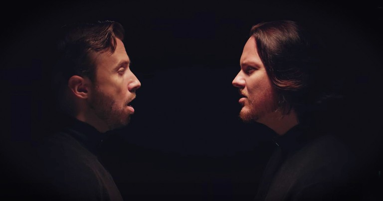 A Cappella 'Sound Of Silence' Is Hauntingly Beautiful