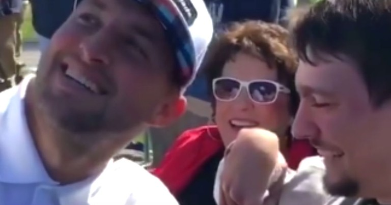 Tim Tebow Is Proving He's Got His Priorities Straight With This Incredible Charity Event