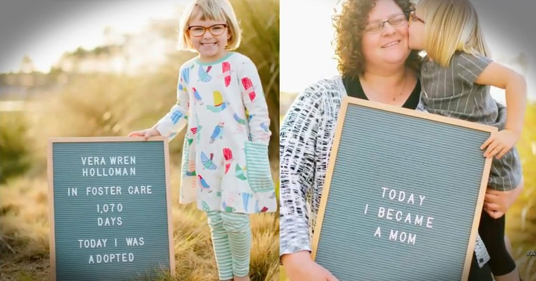 Foster Mom's Journey To Adoption Is Truly Beautiful