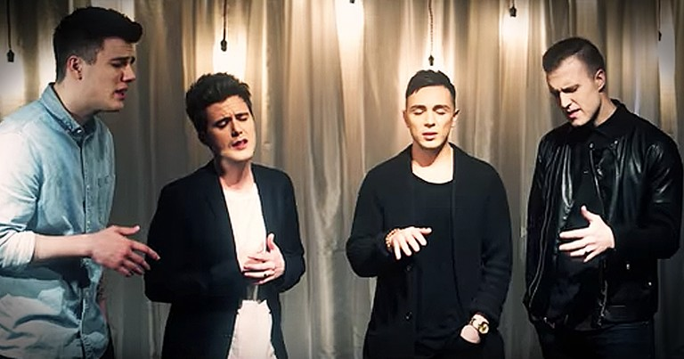 Anthem Lights Stun With Beautiful Performance Of 'I Need Thee Every Hour'