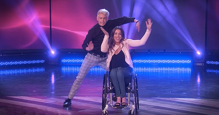 Woman In Wheelchair Dances Again After Drunk Driving Accident