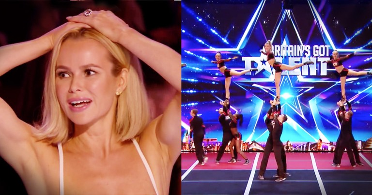 High-Flying Cheer Audition Leaves Judges Gasping