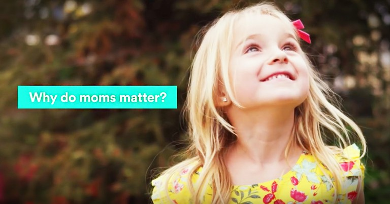 Sweet Kids Talk About What Makes Their Moms Special