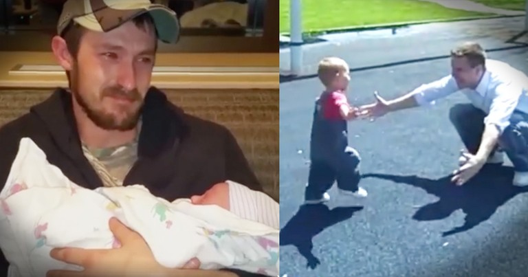 These Dads Are Proof That Being A Dad Can Be One Of The Most Beautiful Things On The Planet