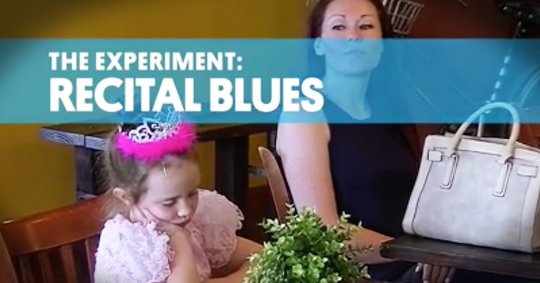 Hidden Camera Proves That Real Moms Support Each Other