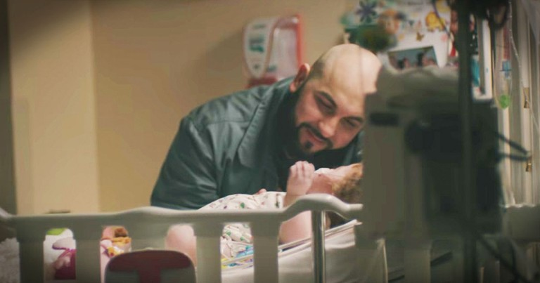 Strong Dads Fight For Their Sick Kids
