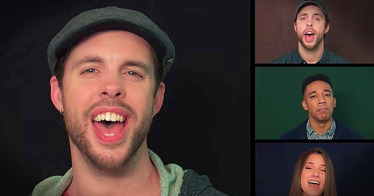 Powerful A Cappella Rendition Of Classic Hymn 'Precious Lord, Take My Hand'
