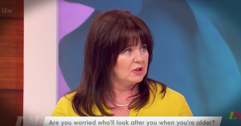 TV Host Opens Up About Putting Her Mom In A Care Home