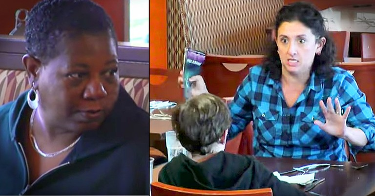 Kind Strangers Stand Up To Harsh Mom