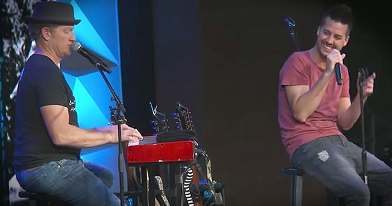 Tim Hawkins and John Crist's Talk The Story Of Job