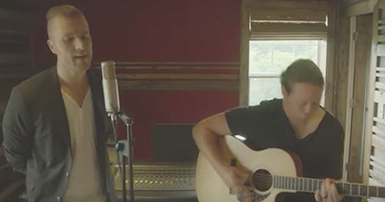 Chad Graham's Breathtaking Rendition Of 'What A Beautiful Name'
