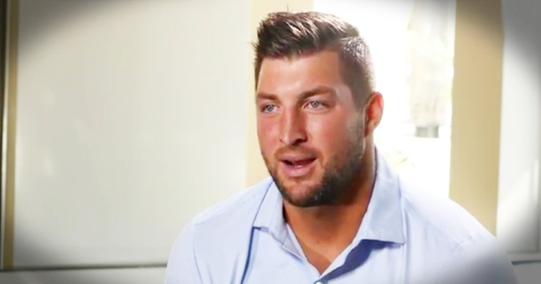 Time Tebow Talks Surviving The Storms Of Life