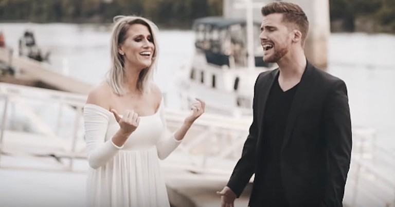 Christian Artists Perform Beautiful Cover Of 'My Heart Will Go On'