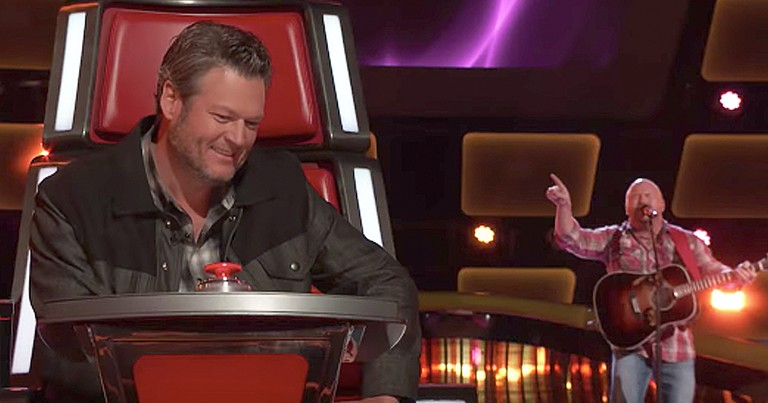 Country Gentleman Wows Judges With His Audition On The Voice