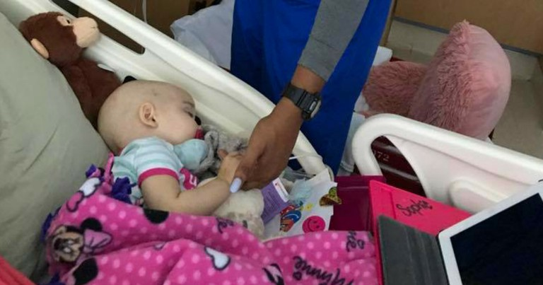 Mom's Open Letter To Nurses Caring For Her Little Girl As She Fights For Her Life