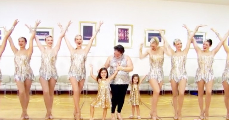 Dance Mom And Cancer Survivor Gets The Surprise Of A Lifetime