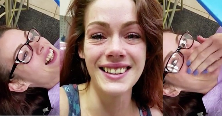 Abuse Survivor Gets A Brand New Smile