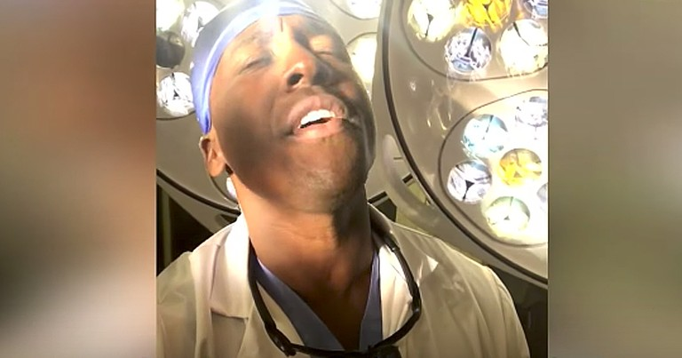 Surgeon Has A Singing Voice You Can't Miss