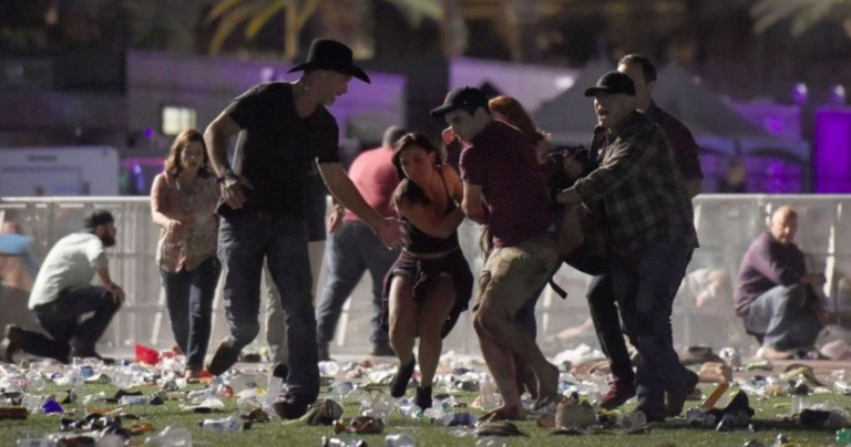 Agnostic Man Survives Las Vegas Mass Shooting & Becomes Firm Believer In God