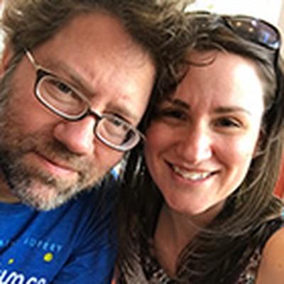 Ted and Ashleigh Slater