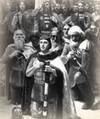 Alexander Nevsky Carried into Heaven