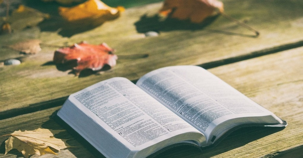 10 Verses for Fresh Starts and New Beginnings this Fall