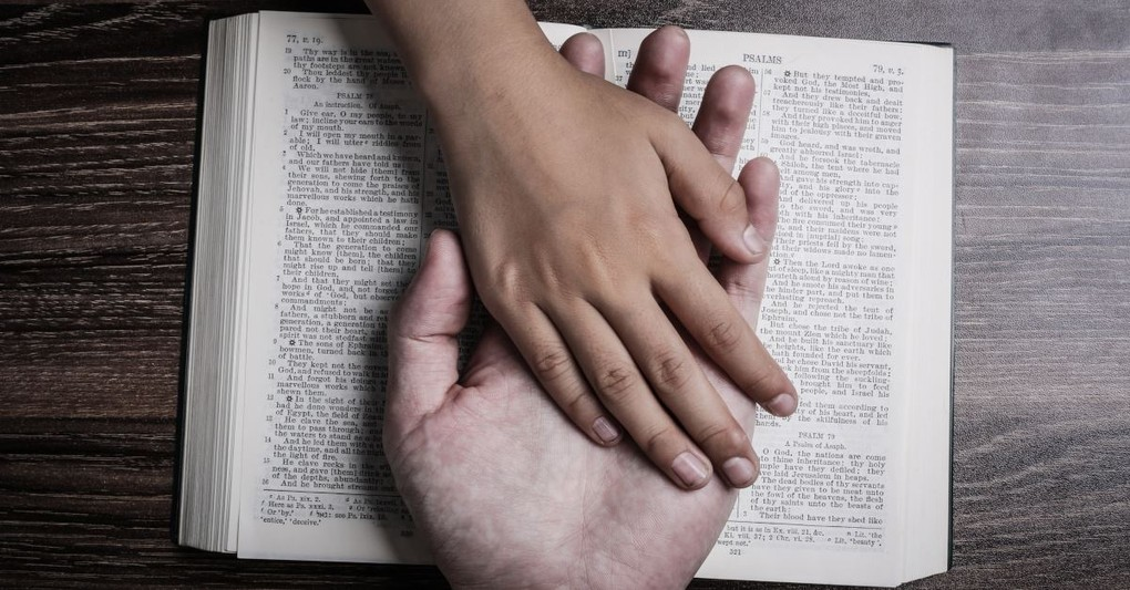 Want to Read the Bible with Your Kids More? Here are 7 Easy Steps