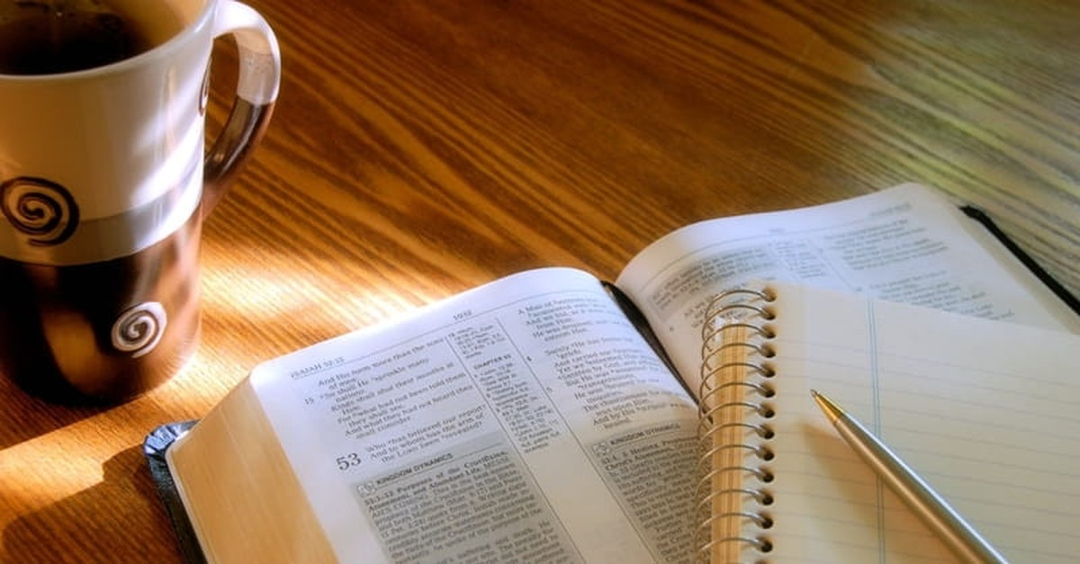 Bible Study: Give It All You've Got