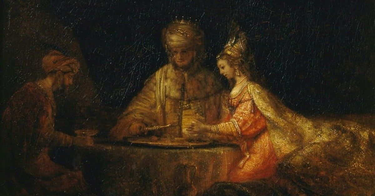 queen esther bible story