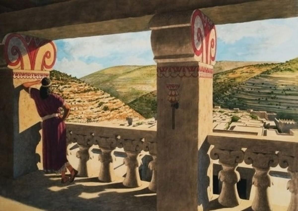 David and Bathsheba - Bible Story